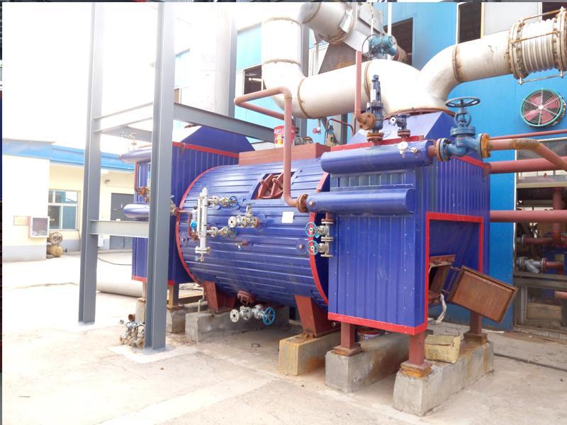 Power Plant Exhaust Gas Steam Boiler Waste Heat Power Generating Boiler