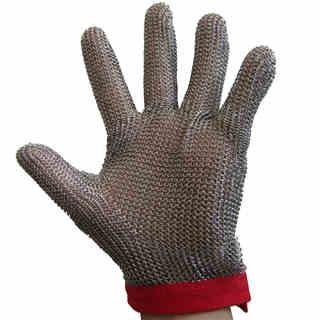 Metal Mesh Chainmail Butcher Glove