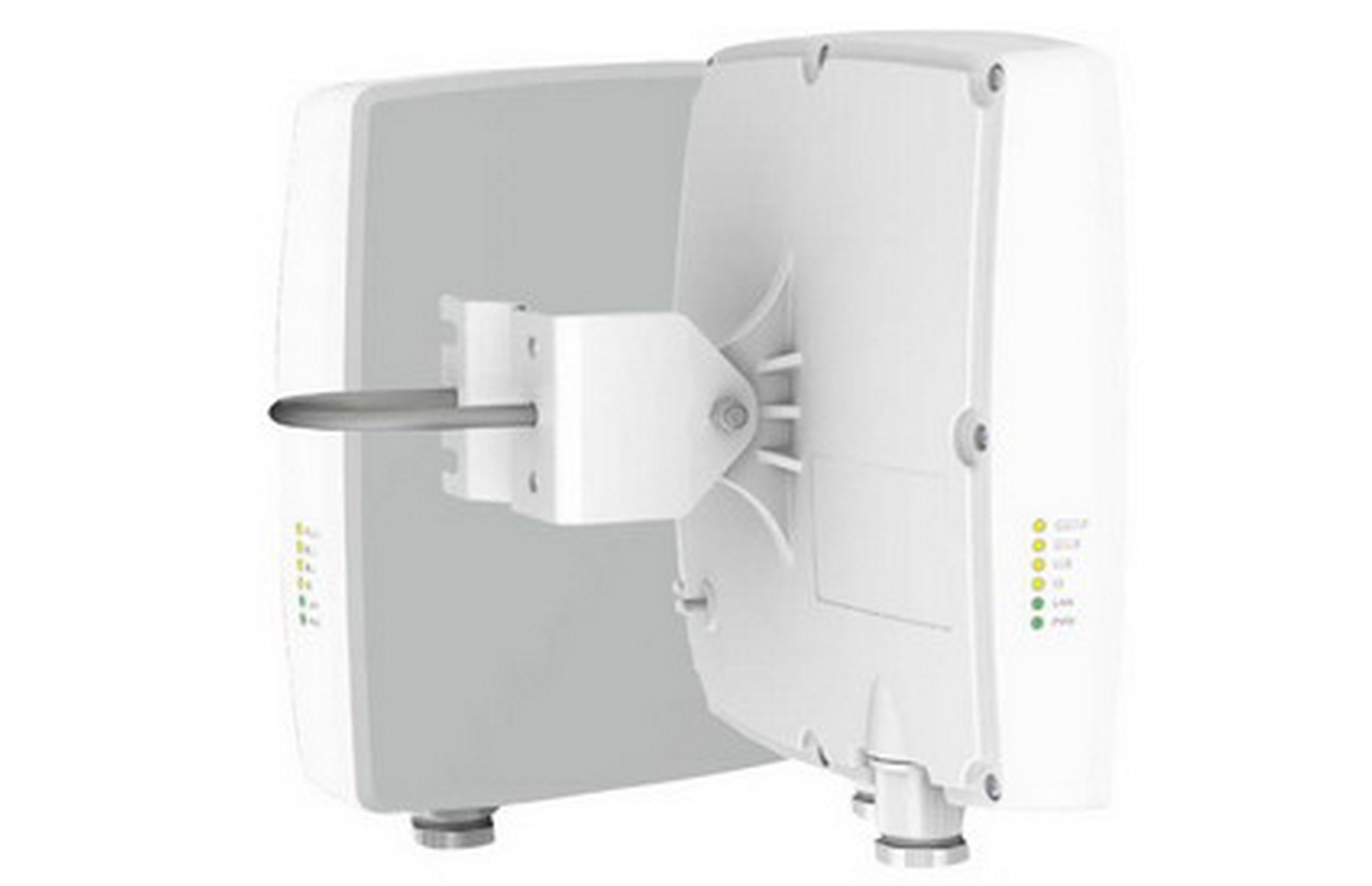 5.8GHz stable outdoor wireless bridge,3-5km long-distance AP coverage,remote monitoring equipment