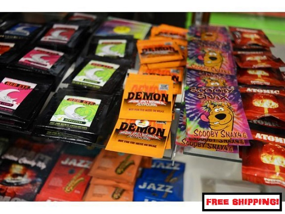 Mad Monkey Herbal Incense