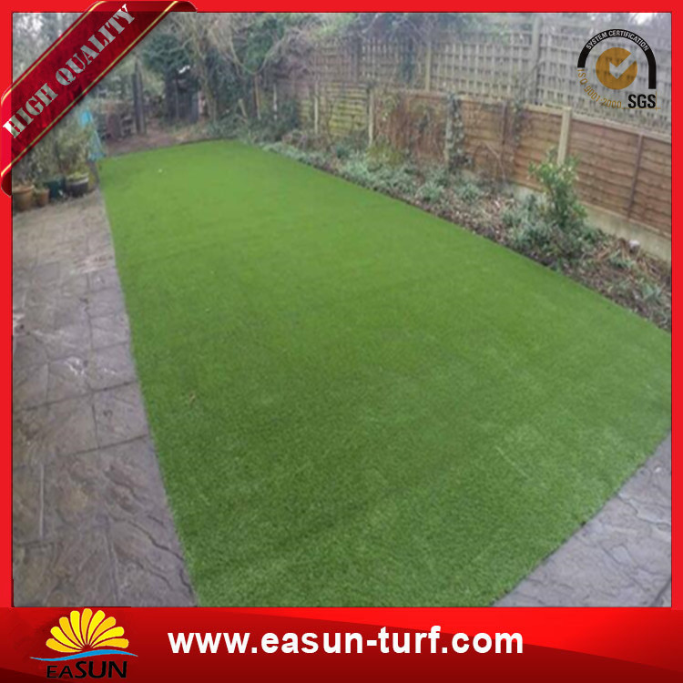 PE Soccer Field Sythetic Artifical turf Grass For Football playground-Donut