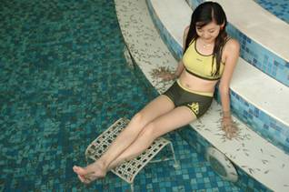Chinese Doctor Fish Massage&Treatment Project