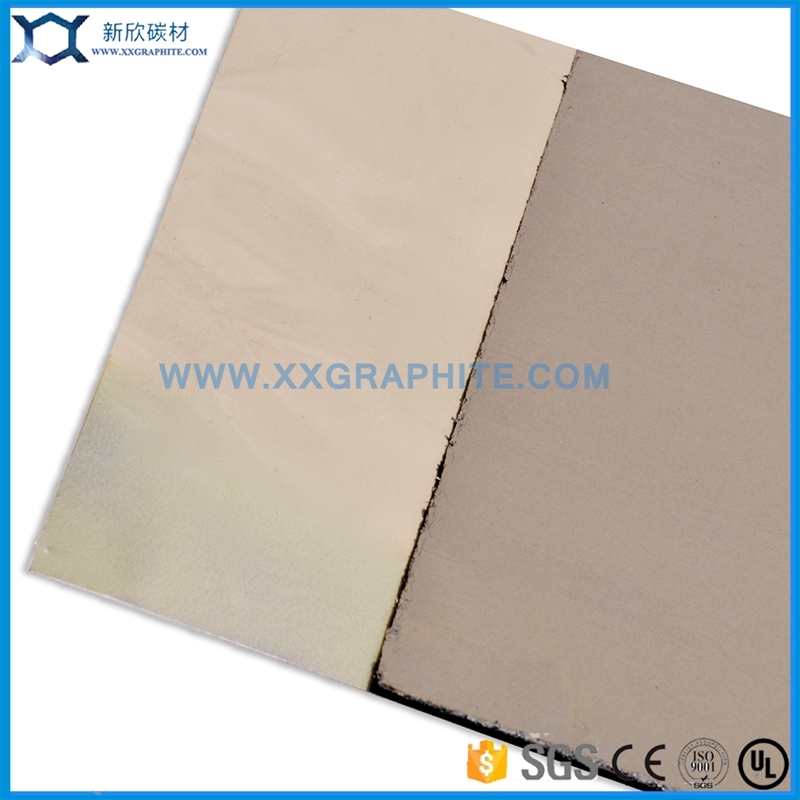 High Purity Grade Flexible Graphite Plate