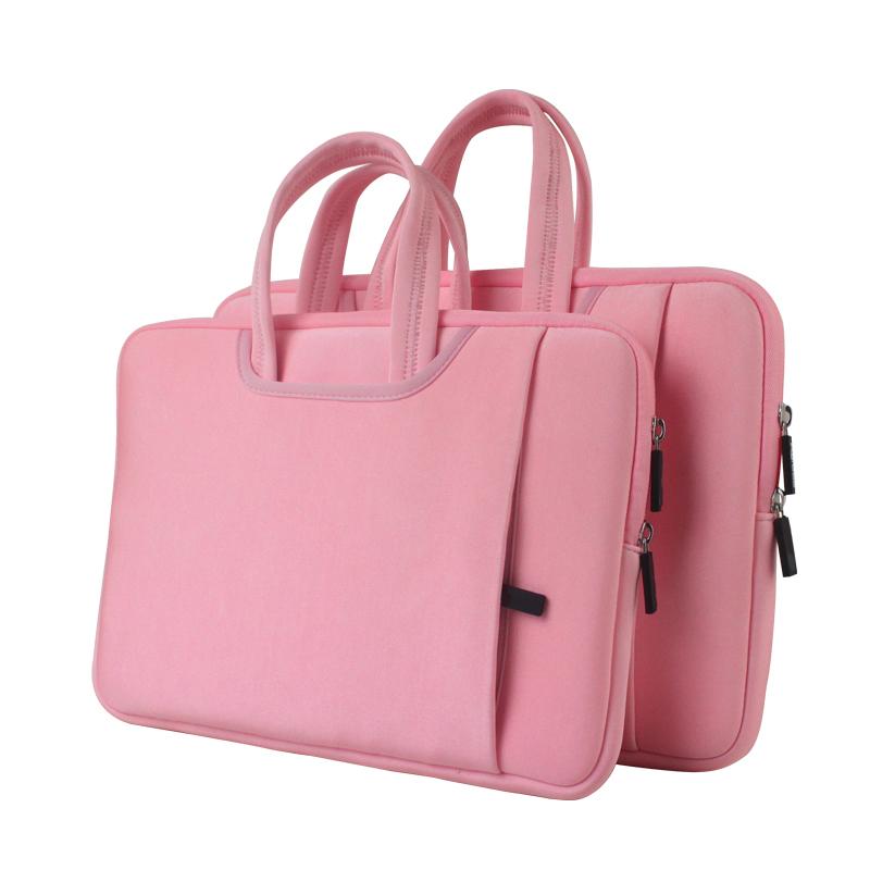 Neoprene Macbook tablet laptop Zipper Carrying Case Bag