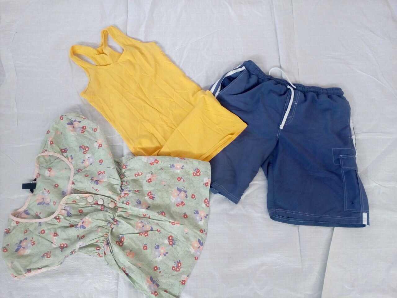 Summer Tropical used clothing SALE