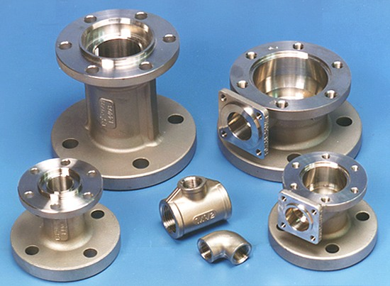 Cnc machined fasteners for Damler, AUDI, TOYOTA car parts or air conditioner