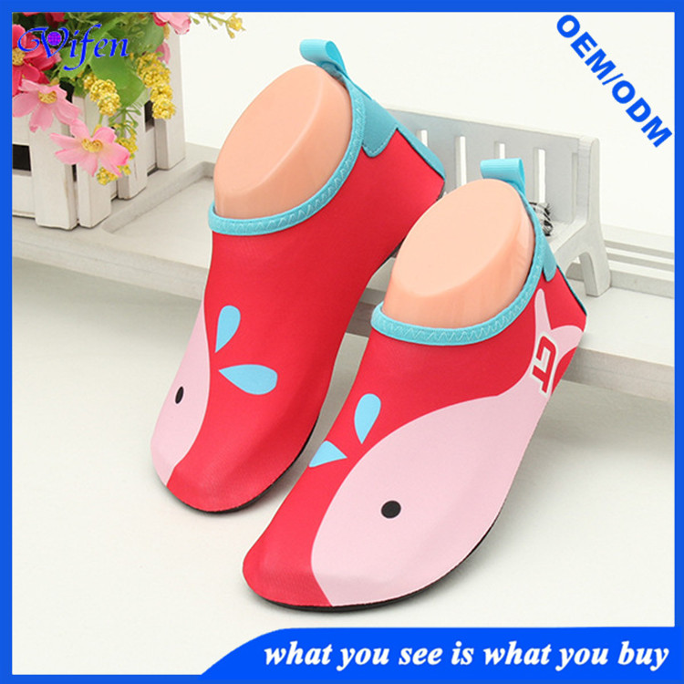 HOT kids skin shoes children's sports shoes water shoes leisure shoes for baby