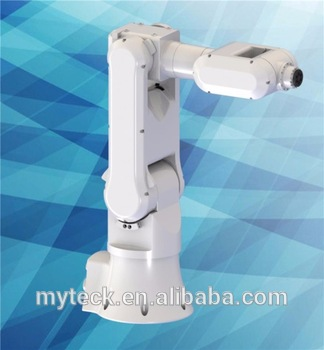 Fast and high quality palletizer palletizing robot/ robotic arm/hand for 6kg bags good price