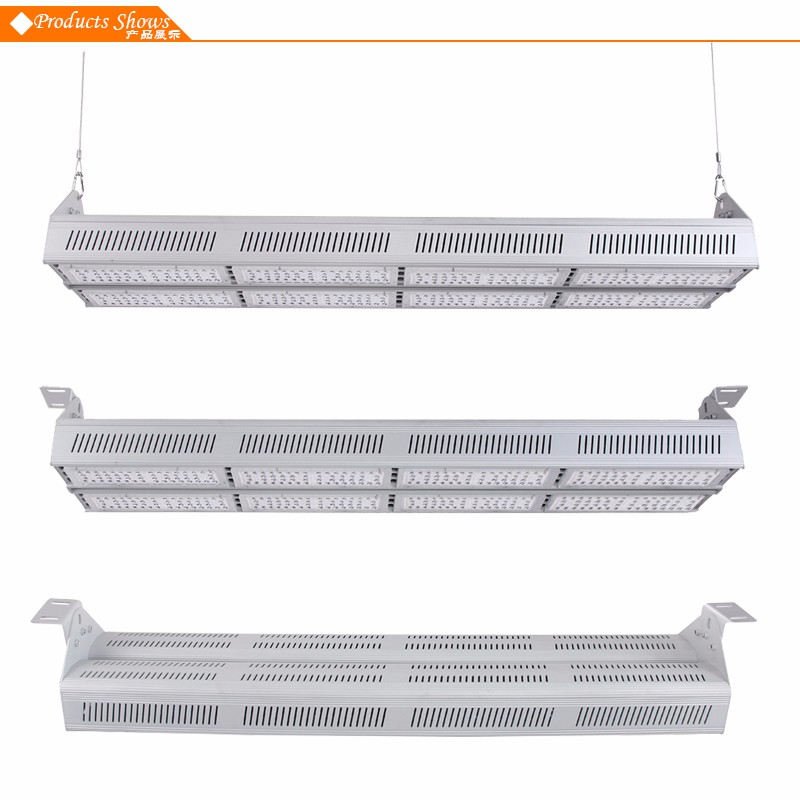 3 Years Warranty 400W LED Linear High Bay Light Aluminum