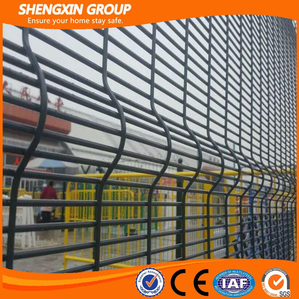 Shengxin direct 358 high security anti climb fence/no climb fencing