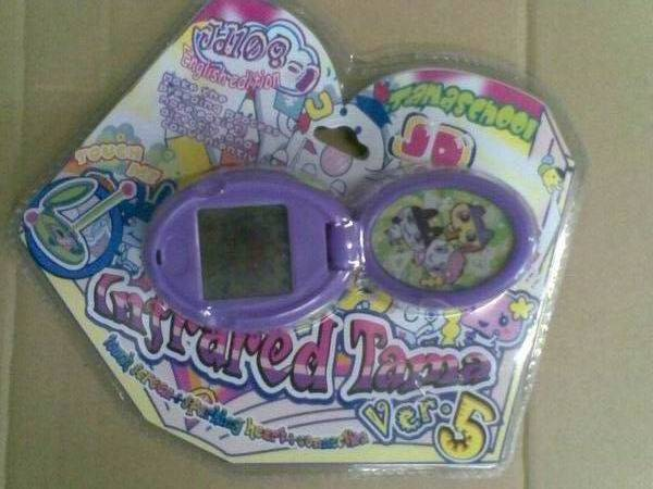 tamagotchi connection V5 cover touch screen tama JD108