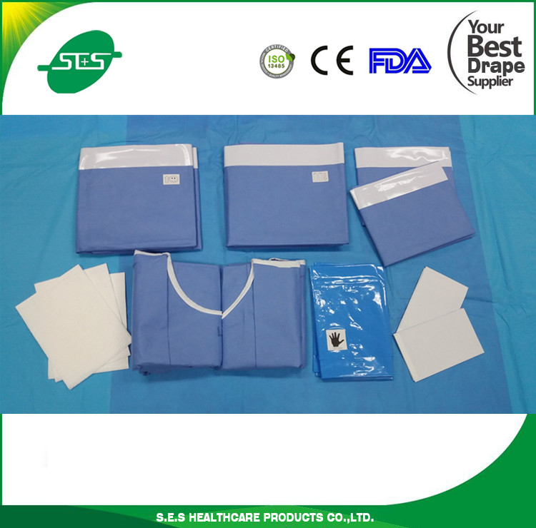 Disposable General Procedure Drapes and Packs