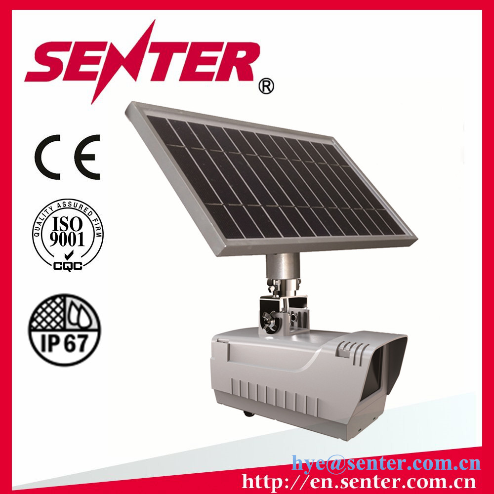 ST2303B 2G 3G 4G Wireless Outdoor monitor camera solar powered
