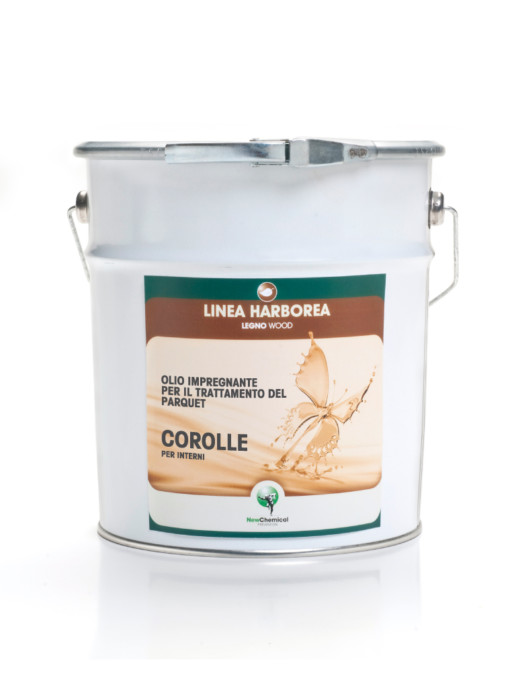 Oil Impregnating for the Treatment of Indoor Parquet