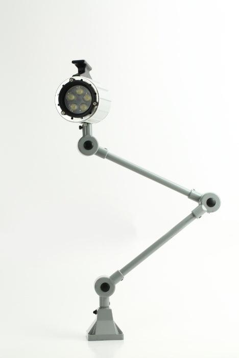 IP65 waterproof Arm lamp, Gooseneck light, LED Machine Work Lamp