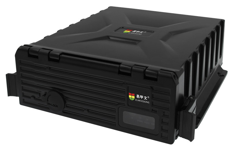 IP67 Waterproof 4CH Mobile DVR