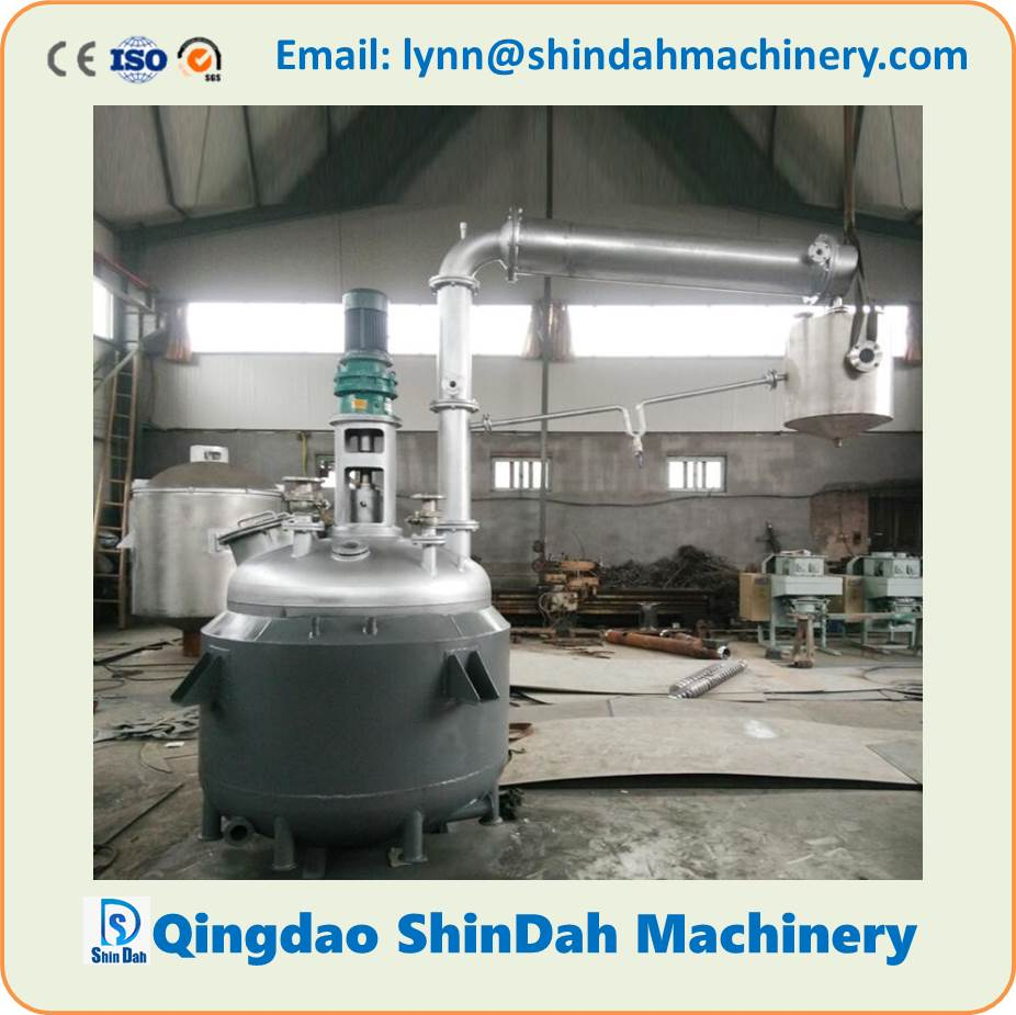 Unsaturated Polyester Resin Plant, Resin Production Machine, Resin Reactor Kettle