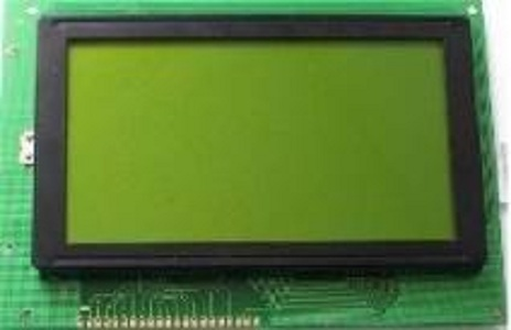 Graphic LCM 240x128 LCD Module