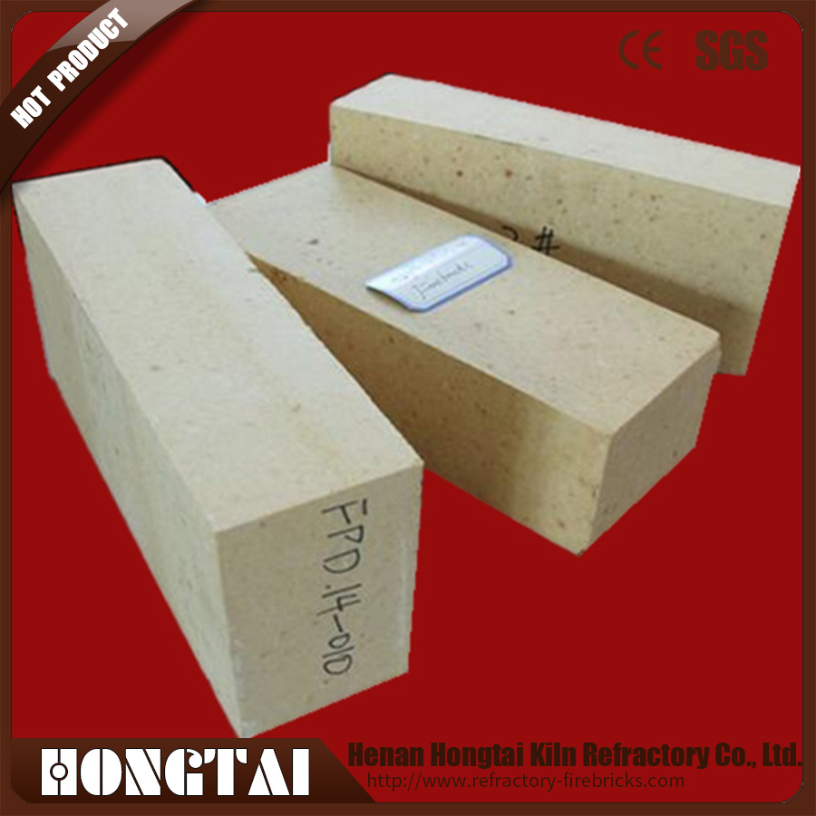 high alumina refractory bricks used for furnace lining