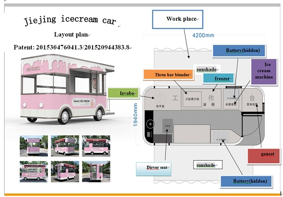 icecream food truck