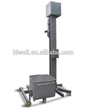 chicken nugget meat lifter Bucket Lift elevator TSJ200-I