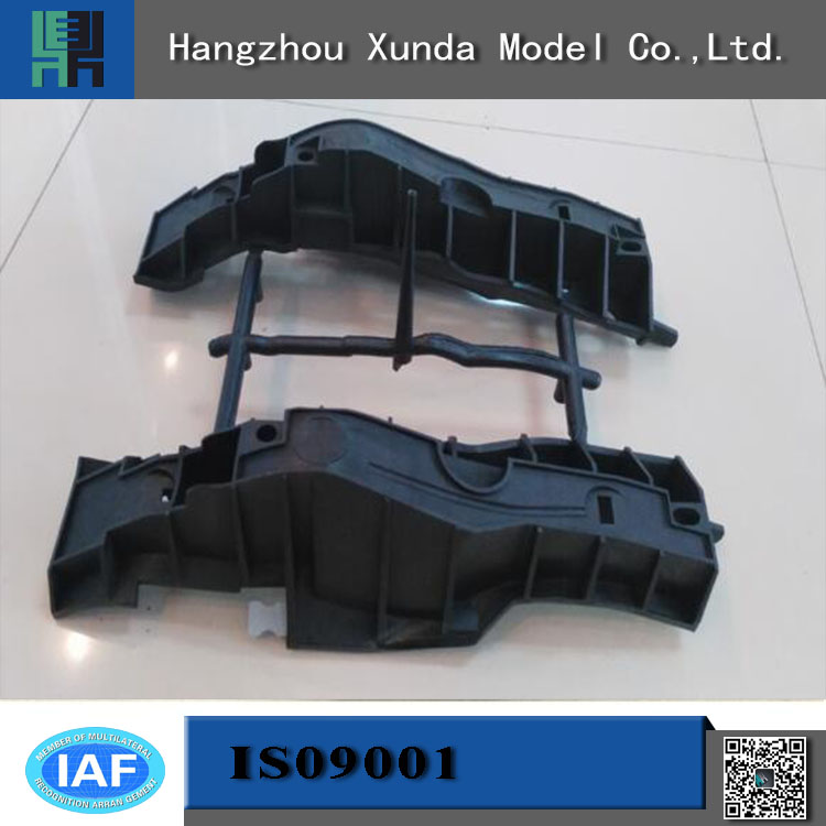 Custom Plastic ABS PC product concrete fence injection mould service