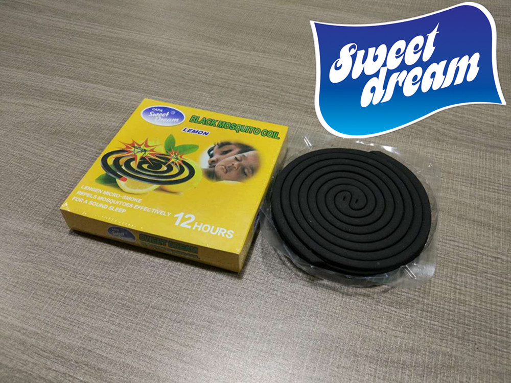 Household industrial mosquito repellent , smoke free mosquito coil , black mosquito coil