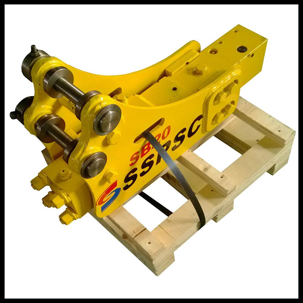 Hydraulic Hammer/breaker With Chisel 45mm SB20