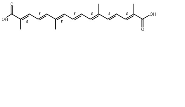 Croceic Acid,27876-94-4