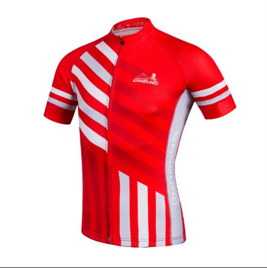 China Supplier sublimate print cycling jerseys with great price