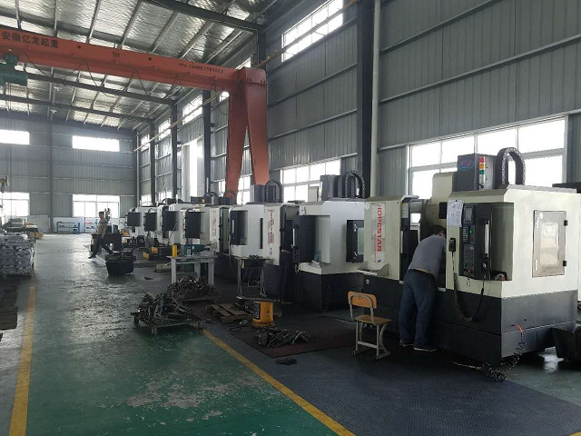 LV series cnc machining companies