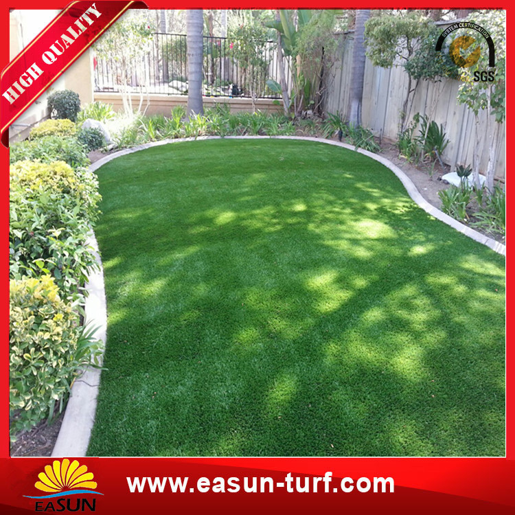 Turf Fake Grass Lawn Landscaping Synthetic Artificial Grass-Donut