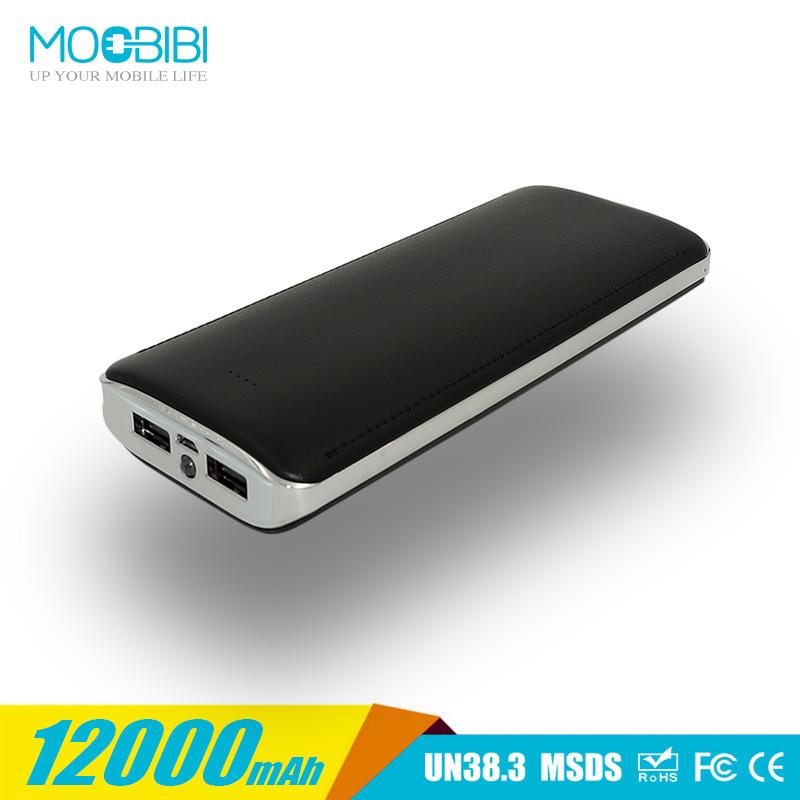 Long lasting high capacity best brand wallet 15000mah universal power bank for panasonic for xiaomi