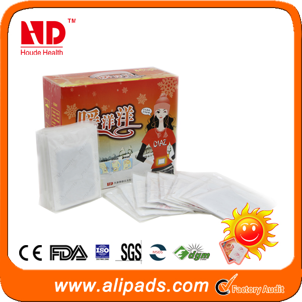 Disposable Adhesive Body Warmer Patch