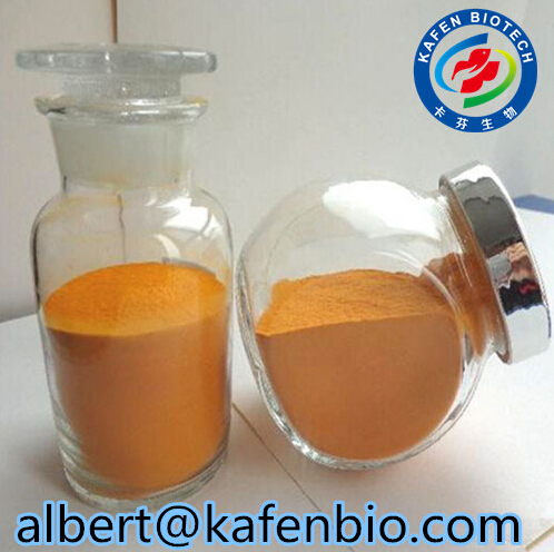 100% Natural Cosmetic Raw Material Glabridin Powder CAS 59870-68-7