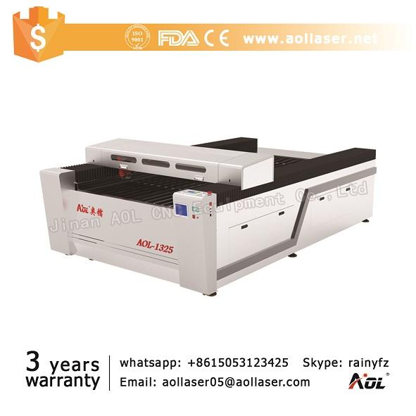 non metal and metal mixed laser cutting machine