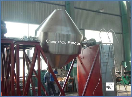 Changzhou Fanqun SZG cone dryer