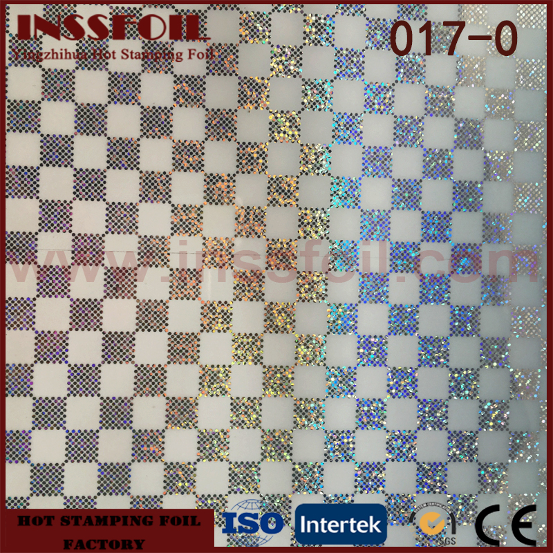 China hot stamping foil for pvc panel