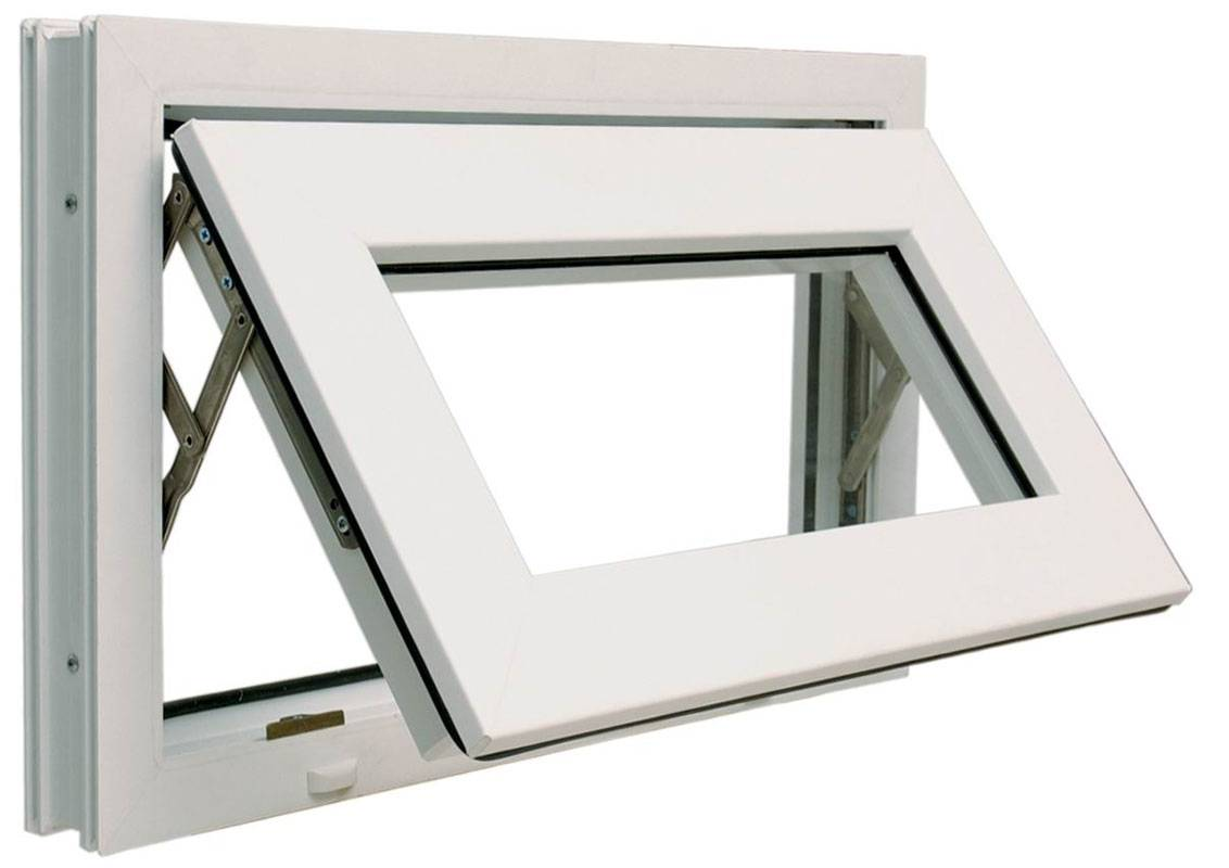 Double glass pvc upvc awning top hung windows weibo pvc for Door window company