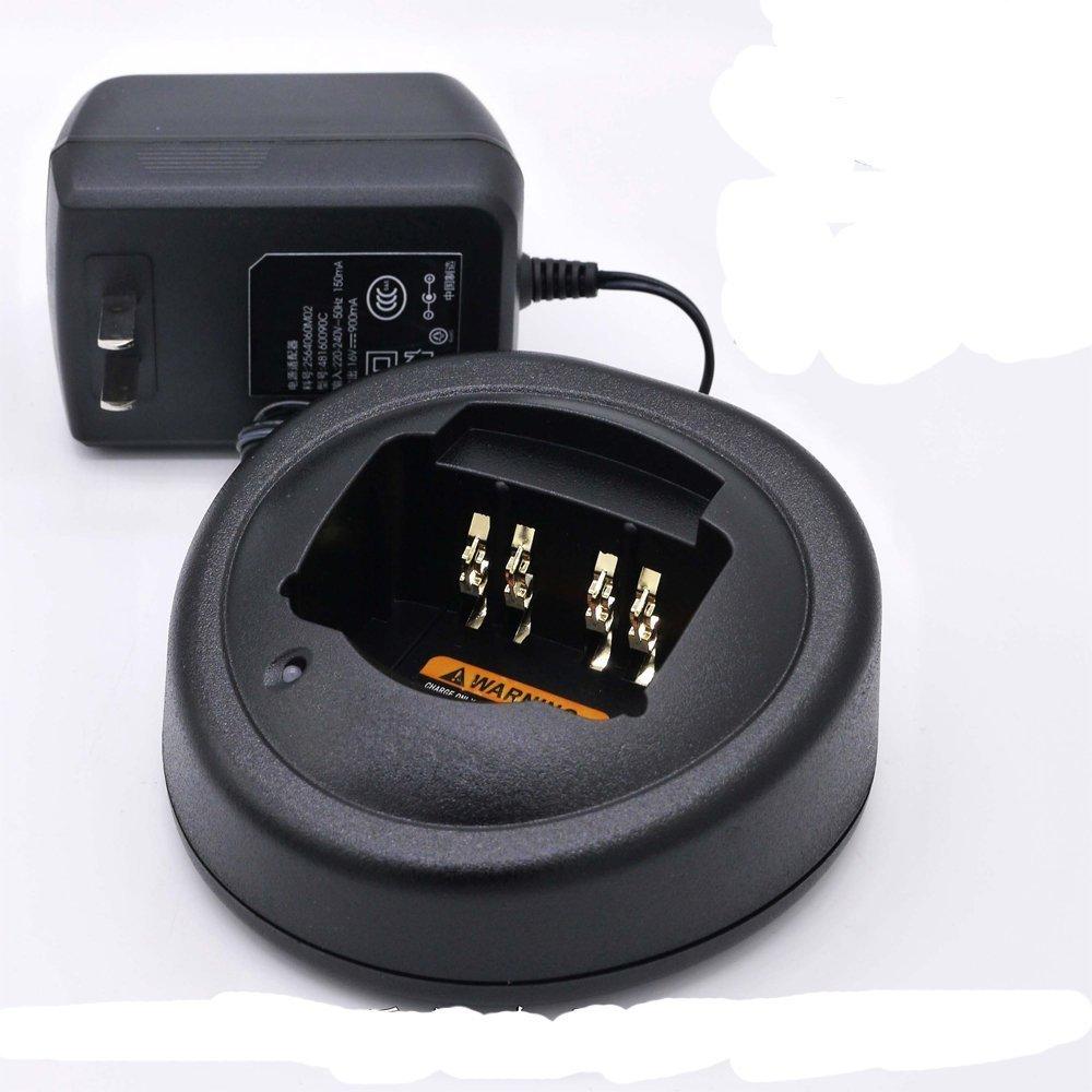 Ni-MH Ni-CD Li-ion Rapid Battery Charger for Motorola Radi0 EX500 GL2000 GP328 GP388 HT1250 MTX950