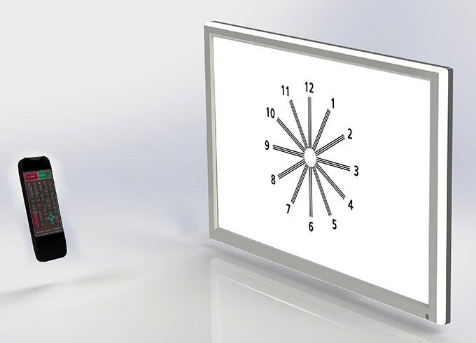 TSLC-2000, LCD CHART
