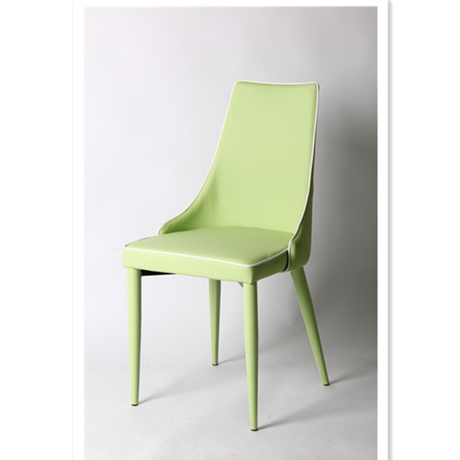 new products europe style leather dining chair EGC-2005