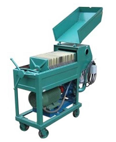 Plate Frame Type Oil Press Filter Machine