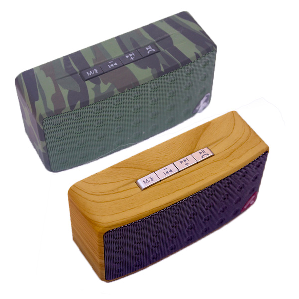 outdoor portable mini speaker bluetooth with fm USB TF card mobile phone computer speaker box
