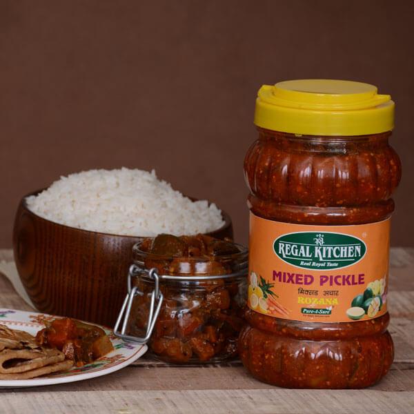Mixed Pickle - Rozana