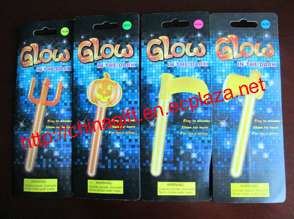 Halloween Weapen Fluorescent stick