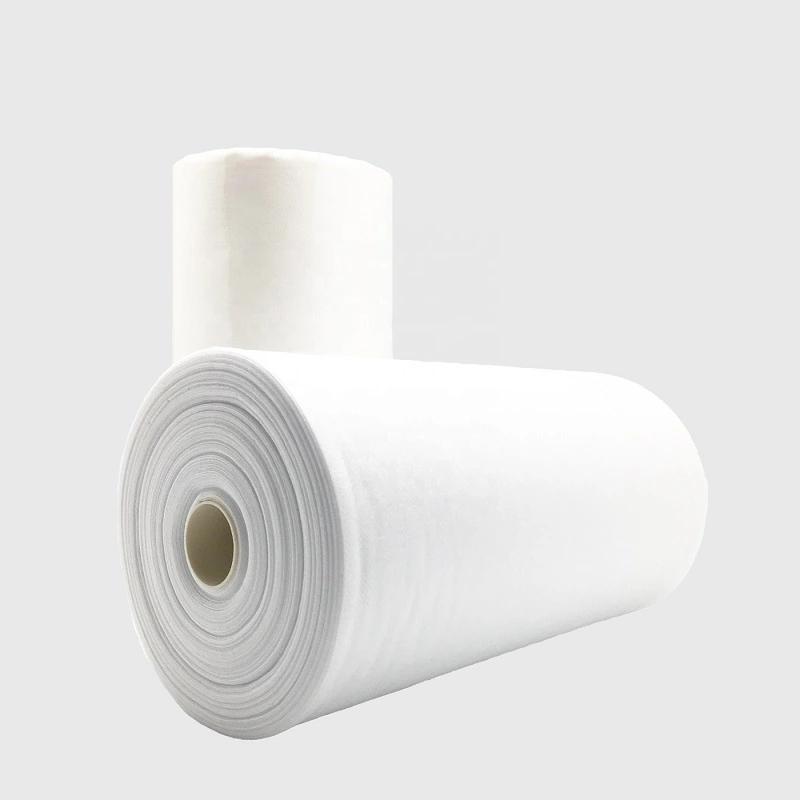 2020 Hot Sale factory supply 100% Polypropylene PP melt blown cloth nonwoven meltblown fabri