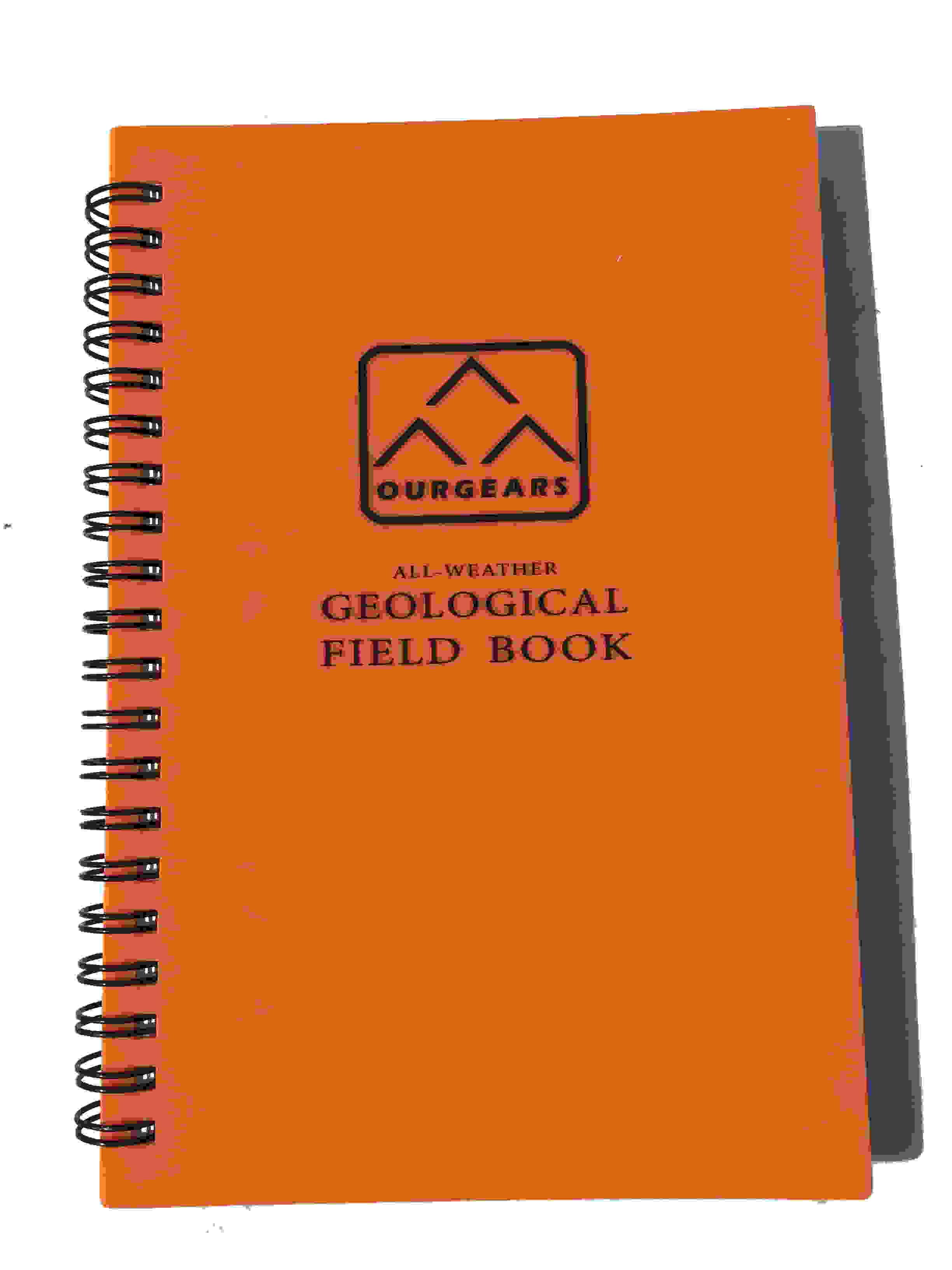 Geological Waterproof Book