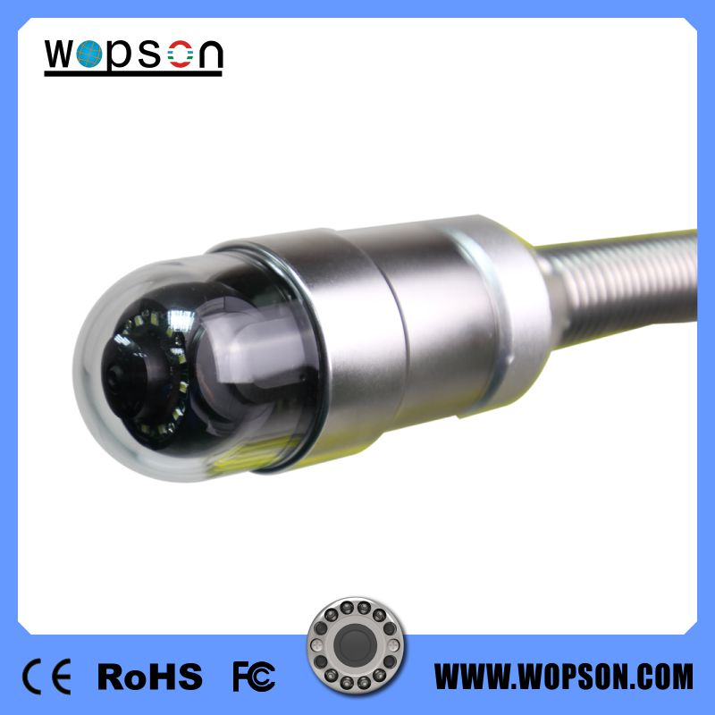 WOPSON 360 degree drain camera pipelines inspection video measuring system