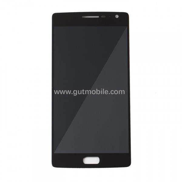 Low Price For OnePlus 2 LCD Screen and Digitizer Assembly with Frame Replacement - Black